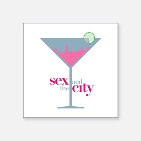 Sex and the City Martini