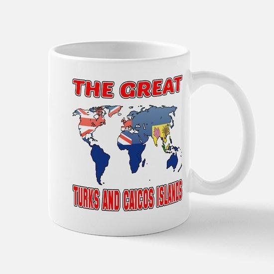 The Great Turks and Caicos Islan Mug