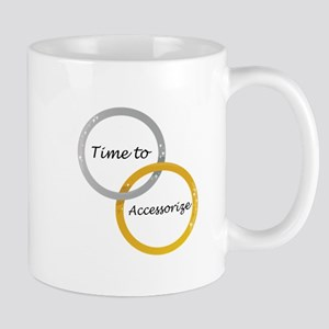 Time to Accessorize Mugs