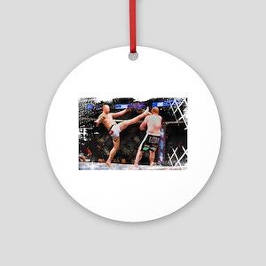 Mixed Martial Arts - A Kick to th Ornament (Round)