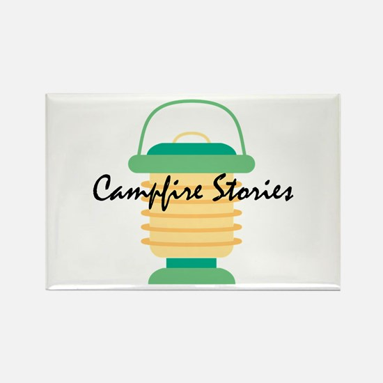 Campfire Stories Magnets