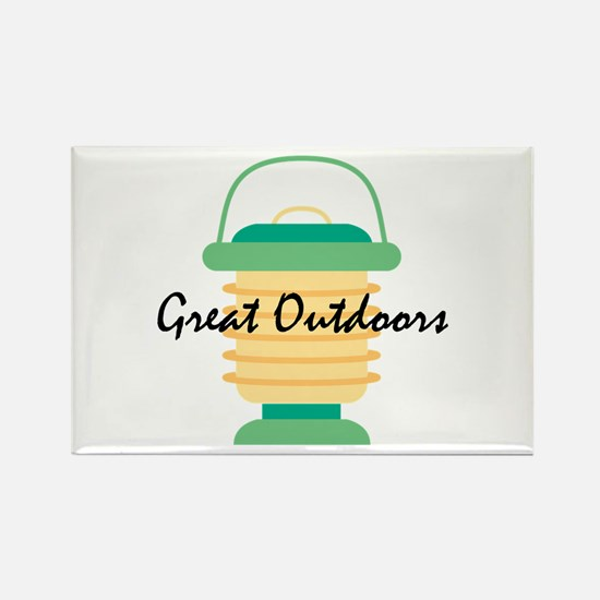 Great Outdoors Magnets