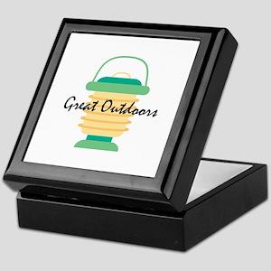 Great Outdoors Keepsake Box