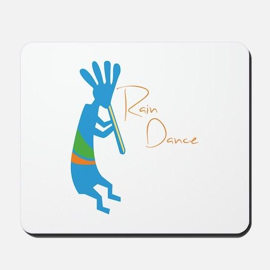 Rain Dance Mousepad