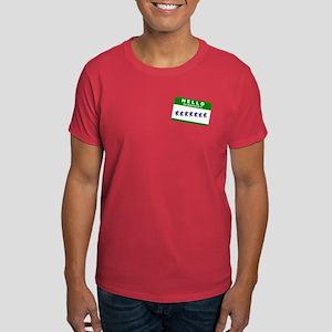 Hello My Password Is Dark T-Shirt