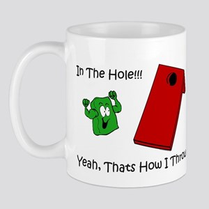 In The Hole Mug