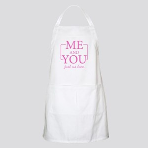 SATC: Me and You Apron