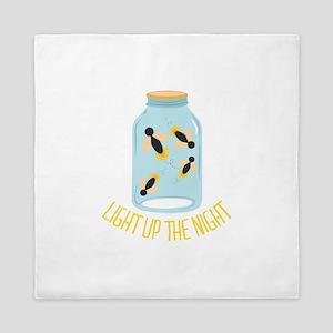 Light Up Night Queen Duvet