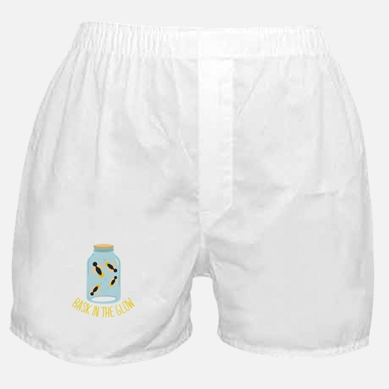 Bask In Glow Boxer Shorts