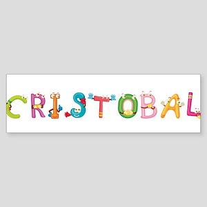 Cristobal Bumper Sticker