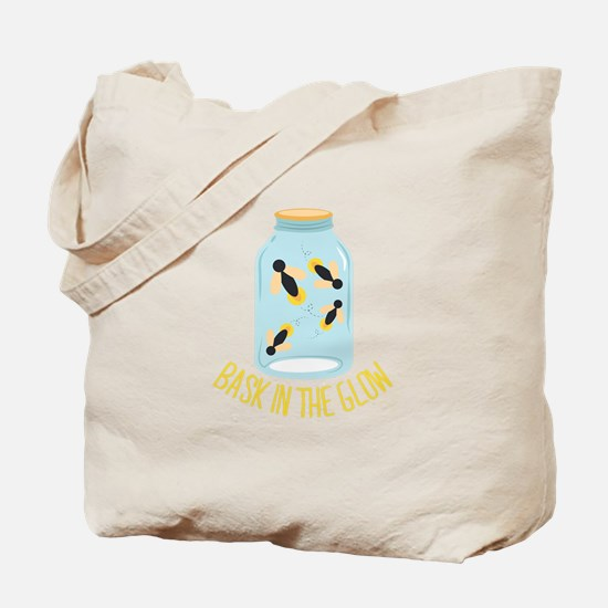 Bask In Glow Tote Bag