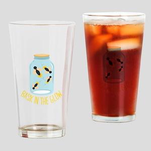 Bask In Glow Drinking Glass