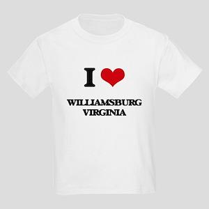I love Williamsburg Virginia T-Shirt