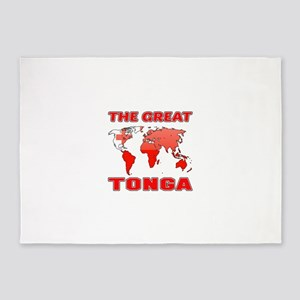 The Great Tonga 5'x7'Area Rug