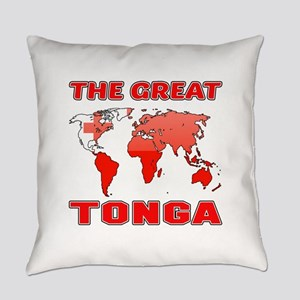 The Great Tonga Everyday Pillow