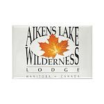 Aikens Lake Rectangle Magnet (10 Pack) Magnets