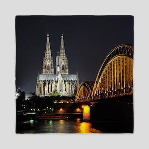 Cologne001 Queen Duvet
