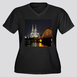 Cologne001 Plus Size T-Shirt