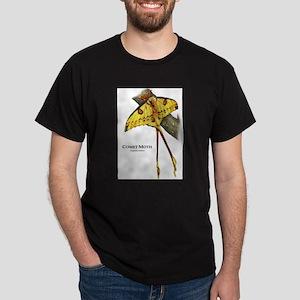 Comet Moth Dark T-Shirt