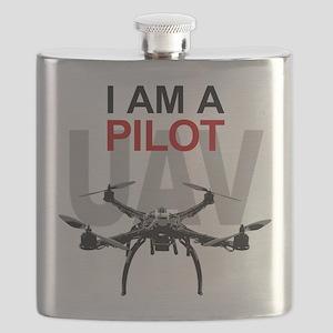 UAV Quadpilot Quadcopter Pilot Flask