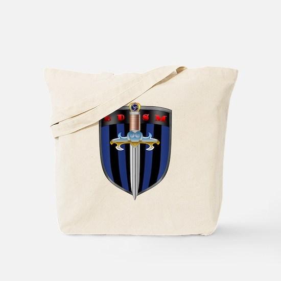 Bdsm Sheild Tote Bag