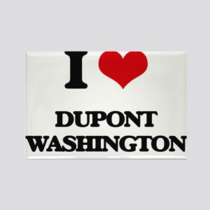 I love Dupont Washington Magnets
