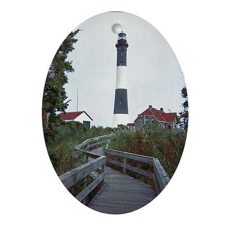 Fire Island Lighthouse Ornament