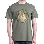 Shiba Inu Dog Dark T-Shirt