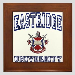 EASTRIDGE University Framed Tile