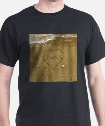 Shania Beach Love T-Shirt