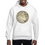 Shiba Inu Dog Hooded Sweatshirt