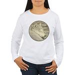 Shiba Inu Dog Women's Long Sleeve T-Shirt