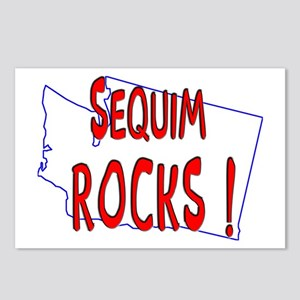 Sequim Rocks ! Postcards (Package of 8)