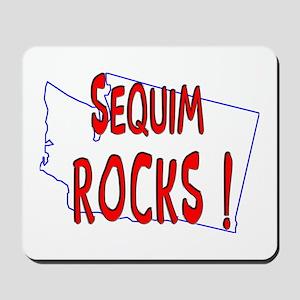 Sequim Rocks ! Mousepad