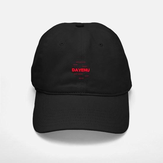 Dayenu Passover Baseball Hat