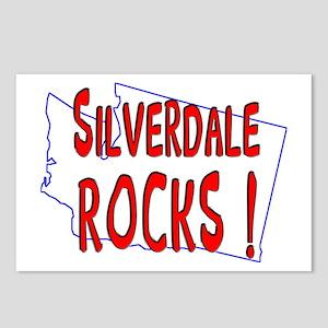 Silverdale Rocks ! Postcards (Package of 8)