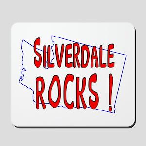 Silverdale Rocks ! Mousepad