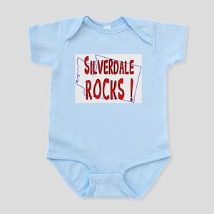 Silverdale Rocks ! Infant Bodysuit