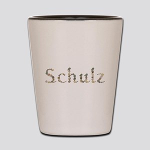Schulz Seashells Shot Glass