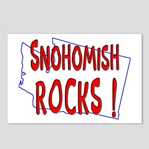 Snohomish Rocks ! Postcards (Package of 8)