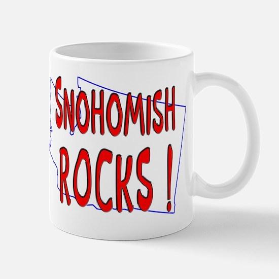 Snohomish Rocks ! Mug