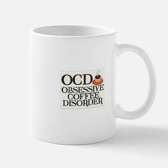 OCD Mugs