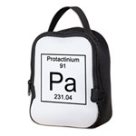 91. Protactinium Neoprene Lunch Bag