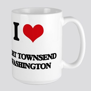 I love Port Townsend Washington Mugs