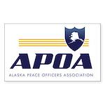 Apoa Official Logo Sticker