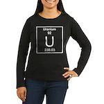 92. Uranium Long Sleeve T-Shirt