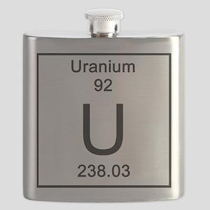 92. Uranium Flask