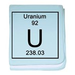 92. Uranium baby blanket