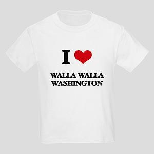 I love Walla Walla Washington T-Shirt