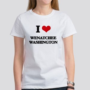 I love Wenatchee Washington T-Shirt